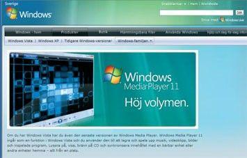 Uppdatera windows media player gratis