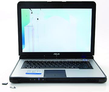 Stort test  så mycket stryk tål din bärbara dator - TechWorld e4a02f3ff42fe