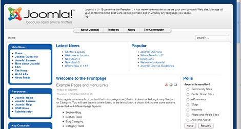 Dating webbplats mallar Joomla