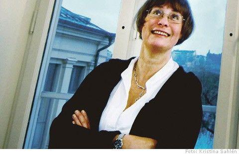 Nu blir hon stockholms maktigaste politiker