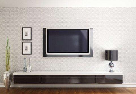 Underbar Guide: Så får du upp tv:n på väggen - M3 HP-04