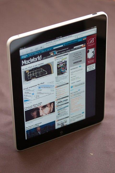 Ipad MacWorld