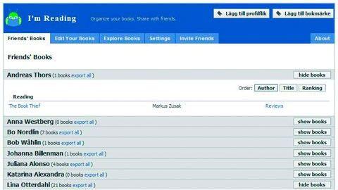 Exempelvis kan du enkelt koppla ihop FunBeat med Facebook eller Twitter.