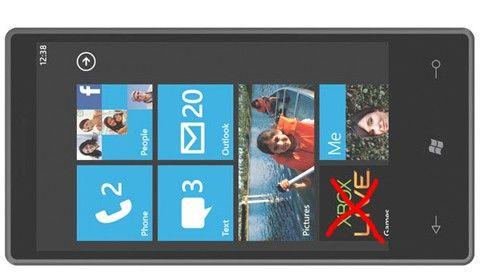 Tidiga Windows Phone 7 saknar stöd för Xbox i Sverige