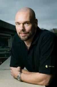 Per Hellqvist, säkerhetsexpert på Symantec