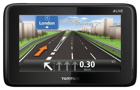Tomtom Go Live 1005