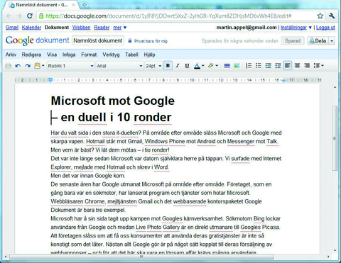 Så ska Microsoft konkurrera med Google Translate M3