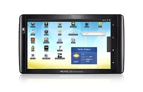Archos 10.1 Internet Tablet