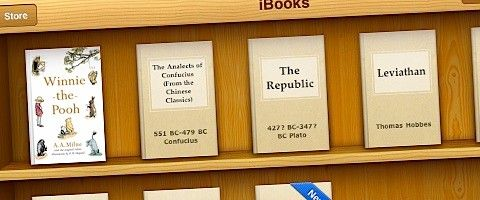 E-böcker på Ipad