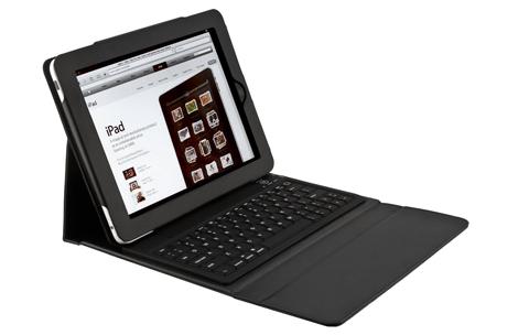 Kombinera ett löst blåtandstangentbord med ett fodral och få din läsplatta  att likna en minidator. Det är lite skralt med svenska utgåvor än så länge  dock. 30260ab407e69