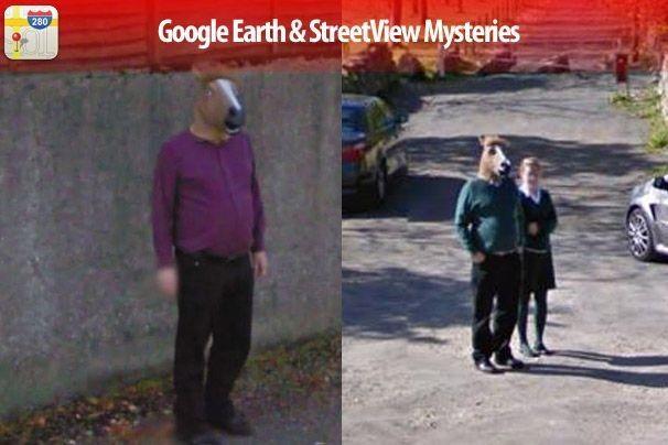 mystisk hästman