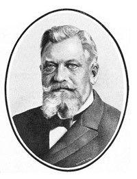 Lars Magnus Ericsson, grundaren av LM Ericsson.