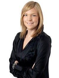 Annika Kristersson, presschef på Tele 2