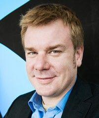 Magnus Zetterberg, nätchef på Telenor.