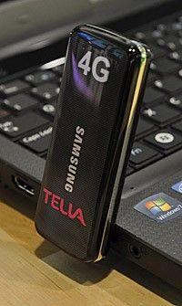 Telia 4g-modem från Samsung
