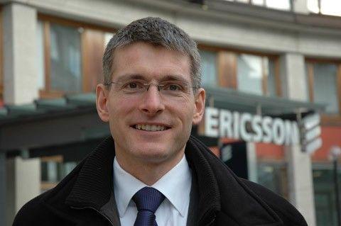 Erik Ekudden på Ericsson
