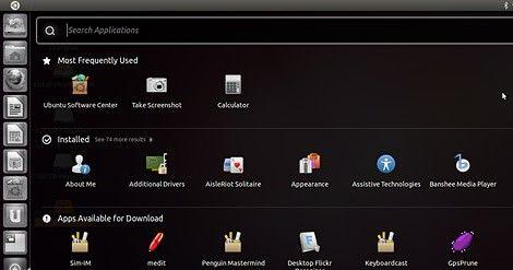 ubuntu applications