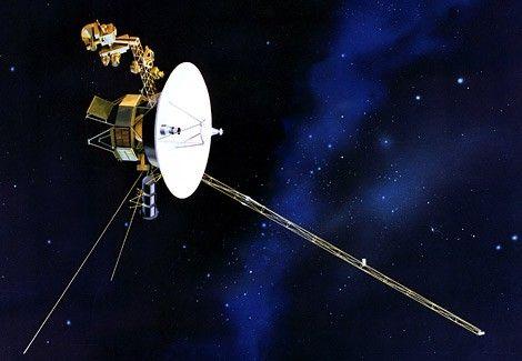 Voyager i rymden