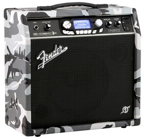 Rockigt värre med Fender G-Dec 3 Thirty - M3 7872c49773717