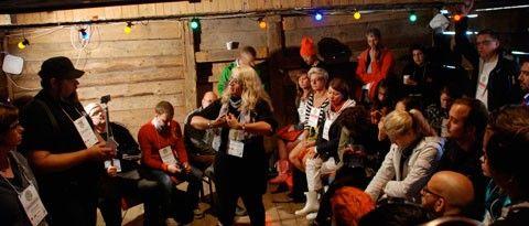 """Session under SSWC 2011 """"Twittereliten slår tillbaka"""""""