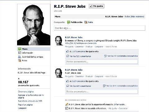 facebook steve jobs