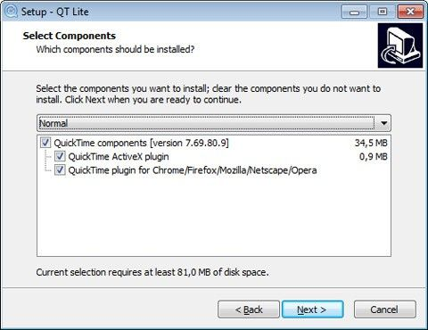 Så ser du Quicktime-film utan tunga program - PC för Alla