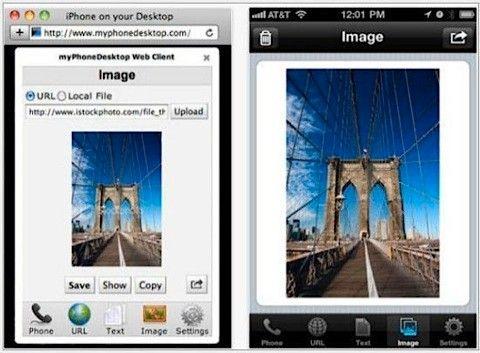 Chrome to Iphone eller Google Chrome to Phone