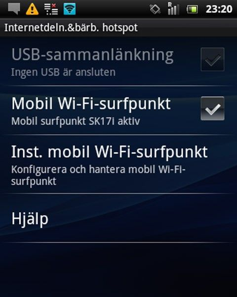 trimma android