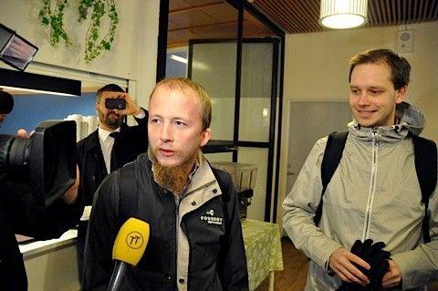 pirate bay Gottfrid Svartholm Warg