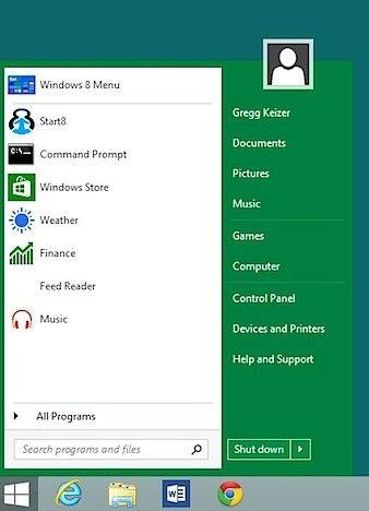start8 windows 8