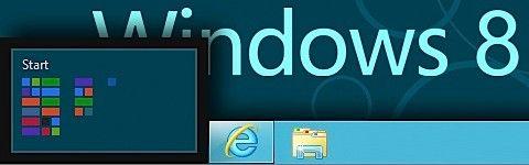 start windows 8