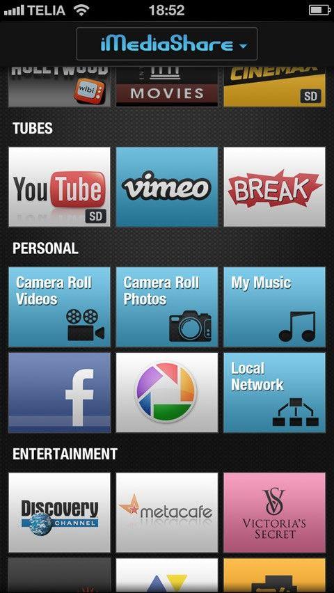 mobil tv