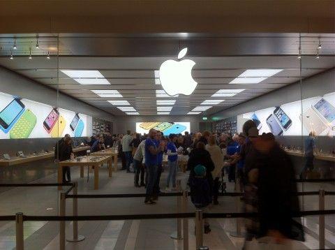 apple store väla