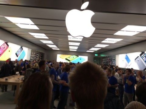 decfb5d2fc1 Apple Store i Helsingborg har öppnat - MacWorld
