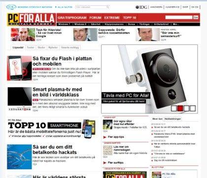 Webshot skärmdump