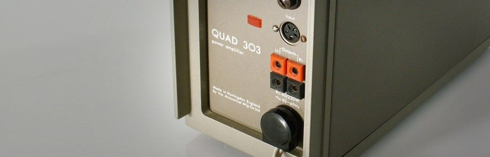 Elektroarkeologi: Quad 303 IDG.se
