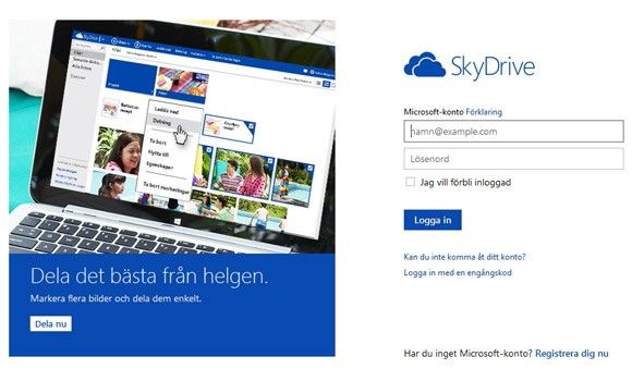 Skydrive Word Onenote