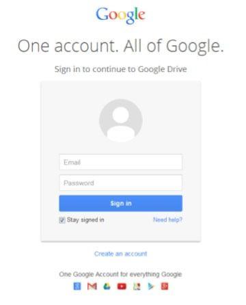 google drive nätfiske