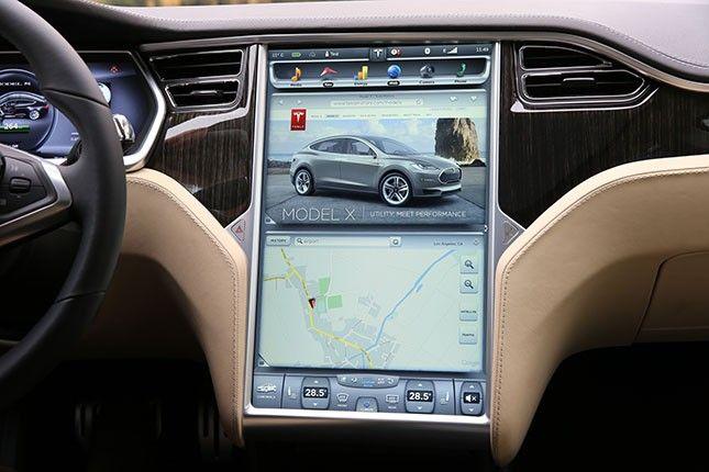 Test Tesla Model S