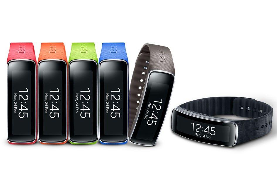 Samsung Gear Fit: Det bästa från två världar M3