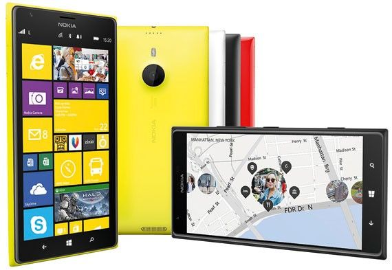 Nokia tappar pa mobilsidan
