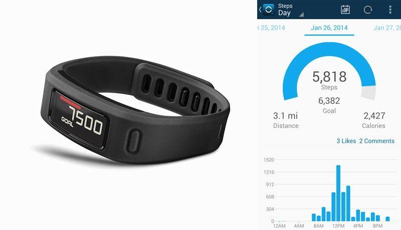 Fitnesspecial: Test av smarta armband