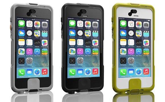 Vattentätt Skal Iphone 5 Test