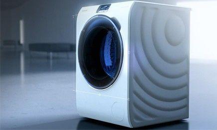 Strålande Samsung WW9000: Världens coolaste tvättmaskin - M3 GT-42