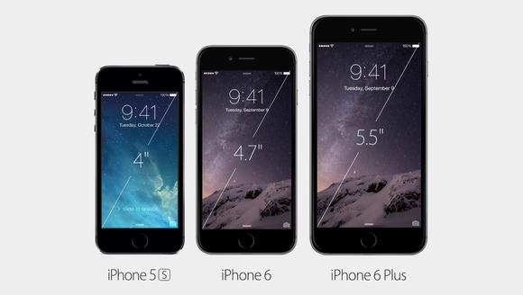 Test  iPhone 6 och iPhone 6 Plus - MacWorld 3f8e8a5bb2678