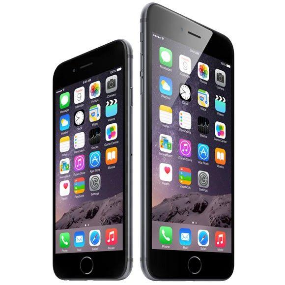 Lyssnar du mycket på musik får iPhone 6 ut 50 timmar mot iPhone 5s 40  timmar ef1818e07d2be