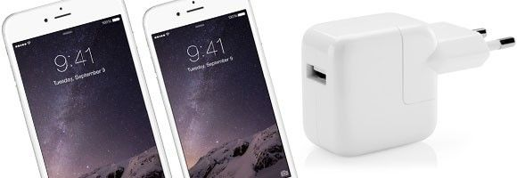 iPhone 6 och 6 Plus kan laddas snabbare MacWorld