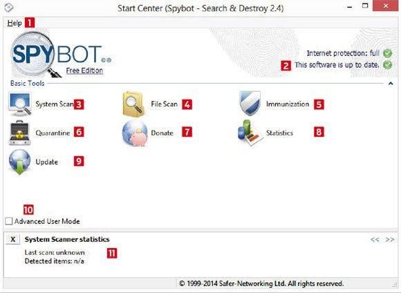 spybot spionprogram