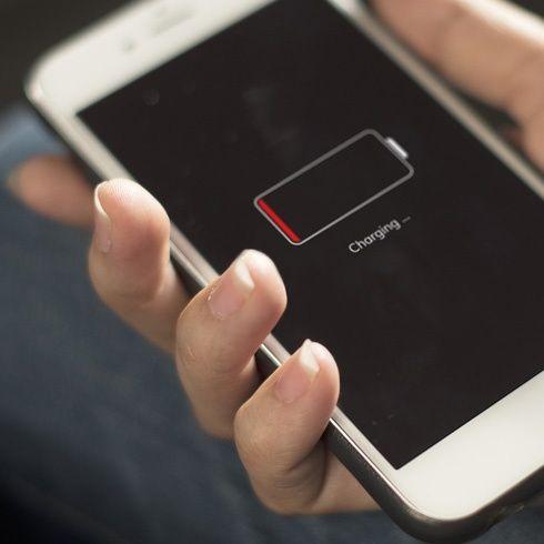 Ar din nya iphone en batteritjuv
