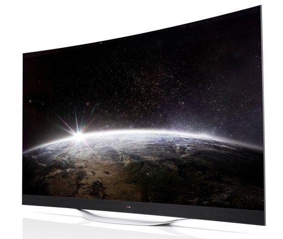 En oled-tv drar mindre ström än såväl plasma- som lcd-apparater.